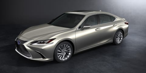 2019 Lexus ES revealed, Australian debut set for fourth quarter