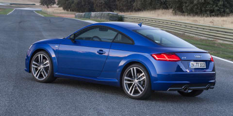 2015 Audi TT : The Quick Guide
