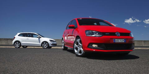 2011 Volkswagen Polo GT and GTD rumoured