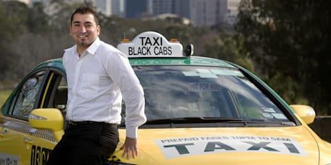 Need a cab? Hail a Honda Hybrid