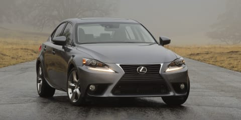 2013 Lexus IS: hybrid to join Australian range from Q3