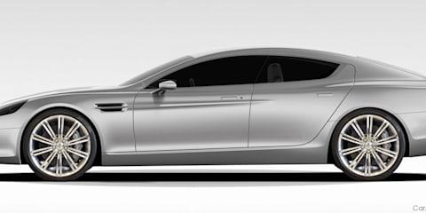 2010 Aston Martin Rapide first details