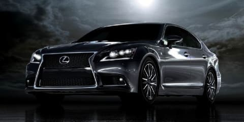 Lexus LS460 F Sport: luxury flagship leaked ahead of US unveiling