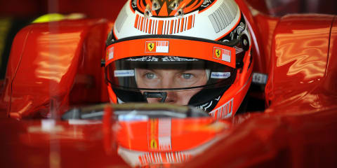 Behind the scenes with Shell & Ferrari at the Australian Formula One Grand Prix