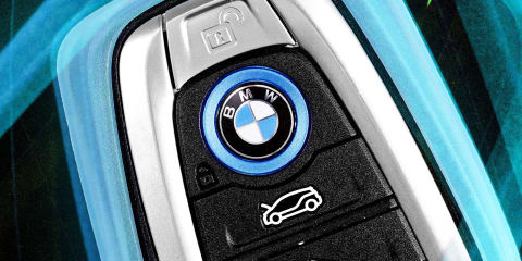 BMW dismisses talk of Tesla tie-up - report