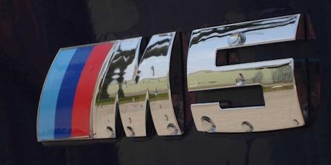 2011 BMW M5 - twin-turbo V10 & KERS?