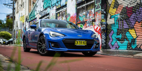 2017 Subaru BRZ review