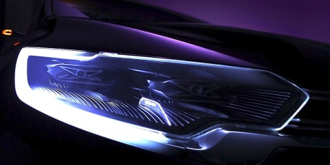 Renault design concept teased: likely next-gen Laguna