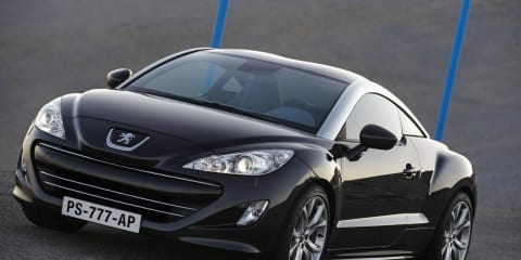 2010 Peugeot RCZ Sports Coupe orders almost exceed allocation