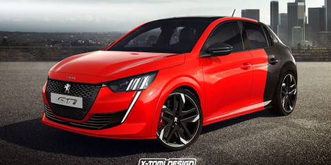 Peugeot 208 GTi badge will live on, 'PSE' for others - report