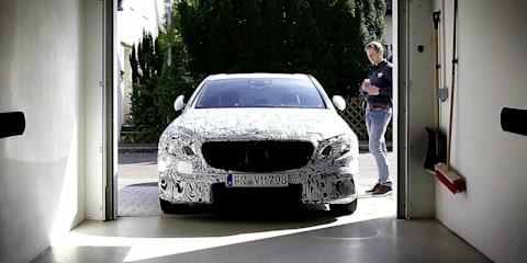 2016 Mercedes-Benz E-Class will feature remote parking - UPDATE