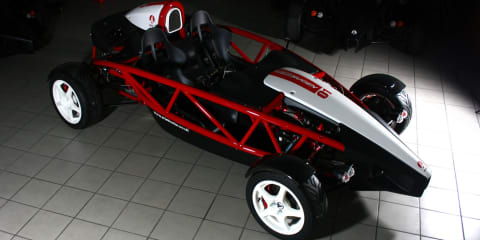 2011 Ariel Atom Mugen Limited Edition