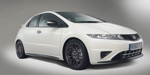 Honda Civic Ti Limited Edition with Race looks