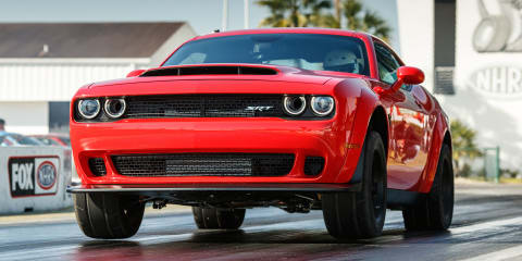 Dodge Challenger SRT Demon: Full details finally revealed