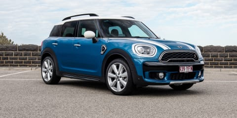 2018 Mini Cooper S Countryman review