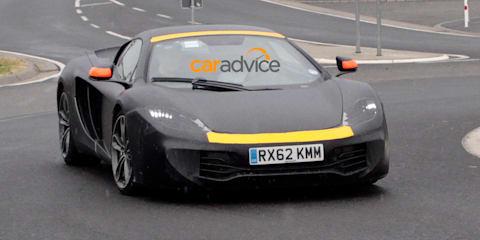 2015 McLaren New Cars