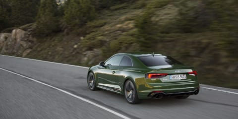 2017 Audi RS5 likely better than claimed 0-100km/h time: Audi Sport tech boss