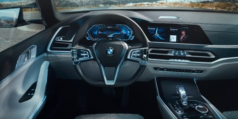 BMW: Fully-autonomous driving technology not yet available