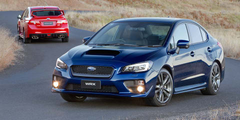 2016 Subaru WRX, WRX STI pricing and specifications