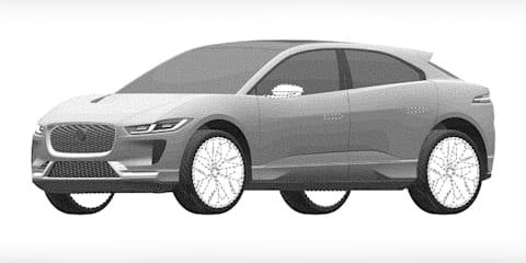 2022 Jaguar I-Pace update leaked in patent filings