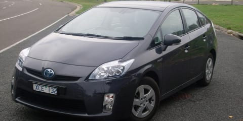 Toyota Prius Brake Issue Update - Recall