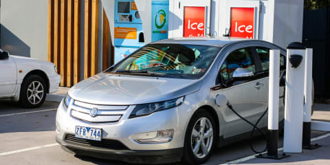 Holden shrugs off loss of Volt plug-in hybrid