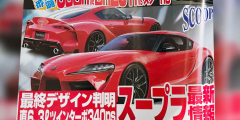 Poll: Toyota is onto a winner with 2019 Supra styling