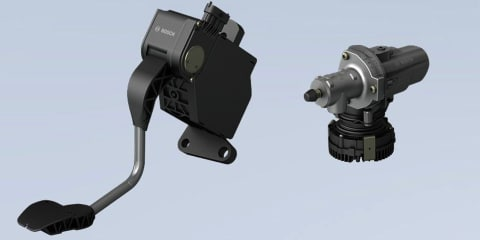 Bosch eClutch promises smoother shifts, fuel savings, manual hybrids