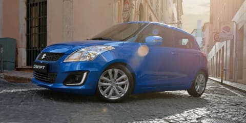 2014 Suzuki Swift : new Navigator grade joins refreshed range