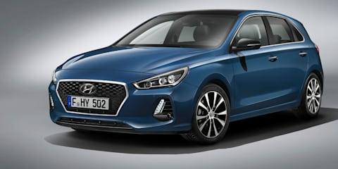 2017 Hyundai i30 revealed, Australian debut set for second-quarter next year