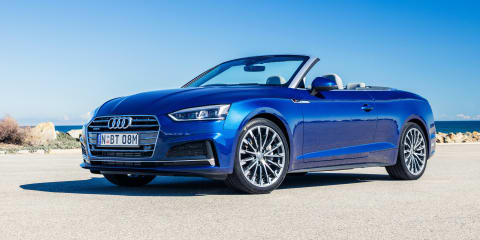 2018 Audi A5 & S5 Cabriolet review