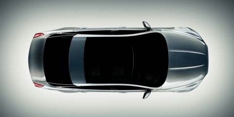 Jaguar teases all-new 2010 XJ