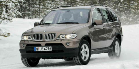 2006 BMW X5 3.0d
