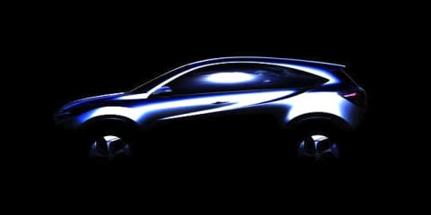 Honda Urban SUV concept: Jazz-based crossover teased