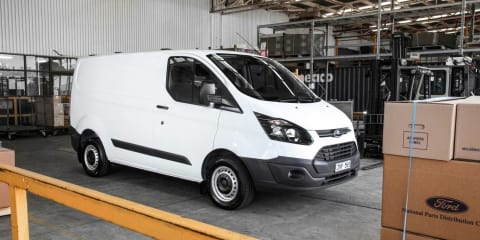 Ford Transit Custom pricing revealed