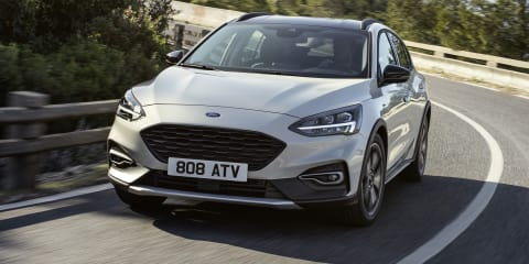 Ford rules out US production of Focus Active