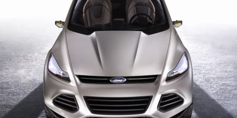2012 Ford Escape engine details confirmed