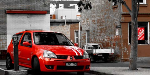 2006 Renault Clio Sport Cup review