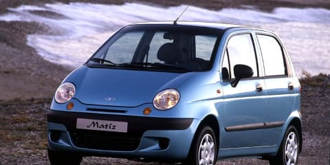 GM kills Daewoo name, replaced by GM Korea, Chevrolet