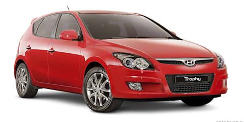 2010 Hyundai i30 Trophy special edition