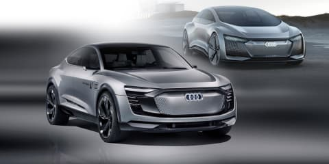 Audi Elaine and Aicon: Level 4 and 5 autonomous vehicles on the horizon for Audi