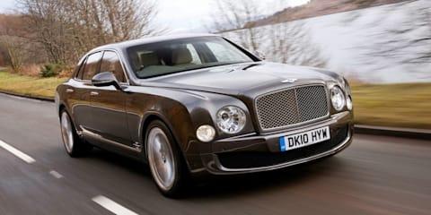 Bentley targets big-name Maybach owners