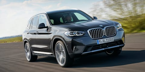2022 BMW X3 and X4 price and specs: New plug-in hybrid headlines facelifted SUV line-up
