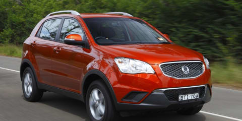 Ssangyong Korando Review