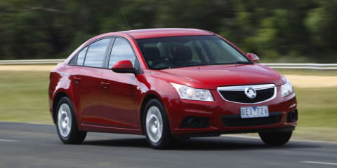 Holden Cruze braking system recall: 11,480 cars affected