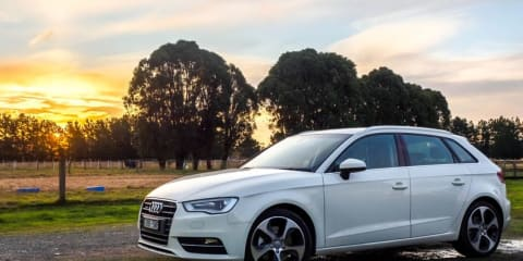 2014 Audi A3 Review