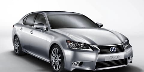 Lexus GS entry-level hybrid planned: report