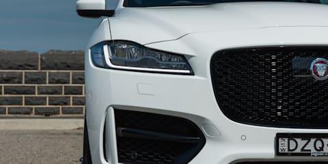 2019 Jaguar F-Pace 30t R-Sport review