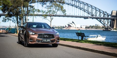 A long weekend in the 2017 Infiniti Q30 diesel