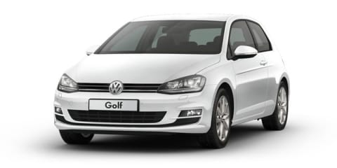 Volkswagen Golf Mk7 configurator reveals three-door model